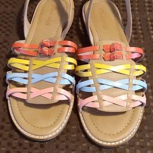 Madewell Huarache Sandal
